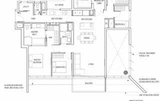 Type D2 4 Bedroom