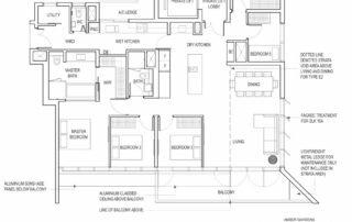 Type E2 5 Bedroom Premium
